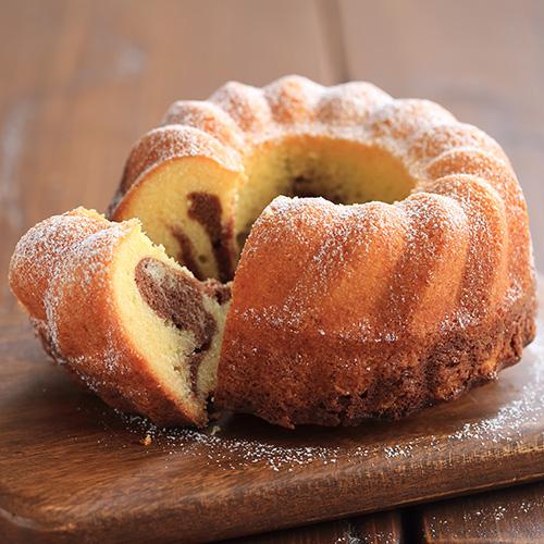 テーマ別コース 日持ちするバターケーキ
