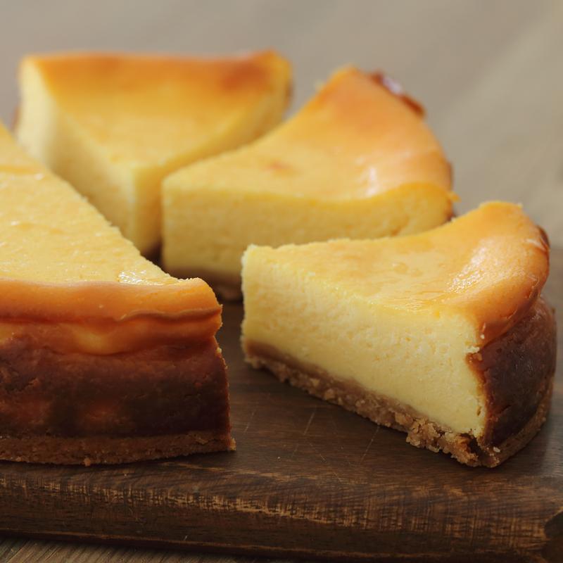 テーマ別コース チーズケーキのすべて