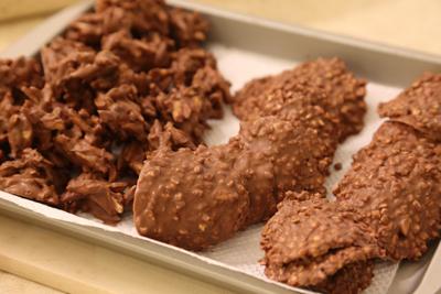 クッキーとプティフール