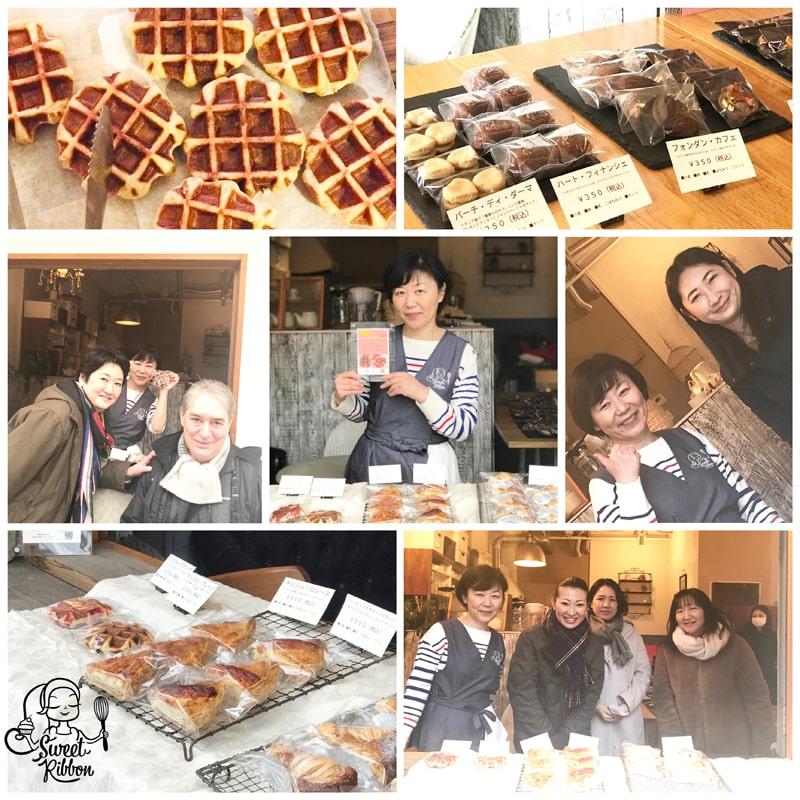 <終了>1月28日清澄白河でのお菓子販売