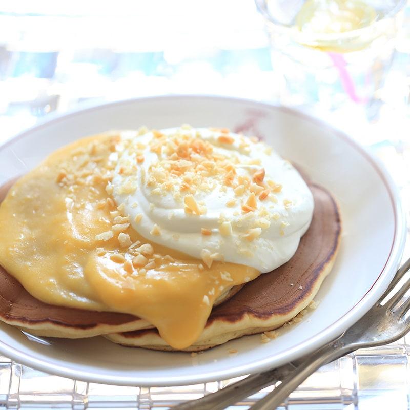 おうちでハワイ気分! ハワイアンパンケーキ レシピ
