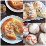 5月16日オンラインレッスン 基本のブリオッシュ生地で作るおやつパン