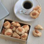 イタリアのお菓子 アマレッティ
