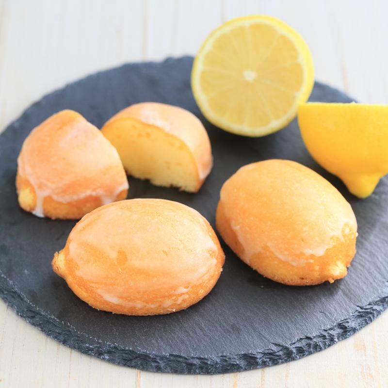 レモンチーズケーキの画像